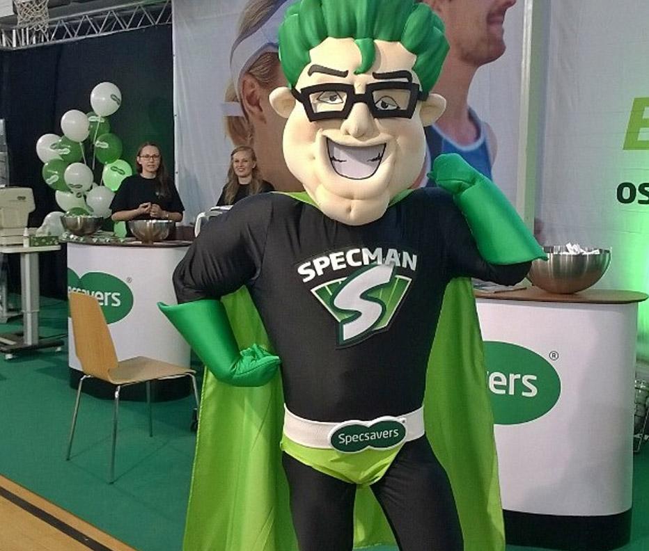 Specman<br>(Spec Savers)